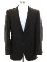 Mens Western Disco Style Blazer Sport Coat Jacket