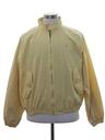 Mens Totally 80s Style Ralph Lauren Preppy Zip Jacket
