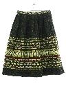 Womens Guatemalan Hippie Skirt