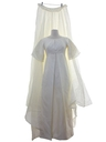 Womens A-Line Wedding Dress