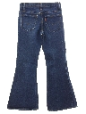 Unisex Levis Big Bells Bellbottom Denim Jeans Pants