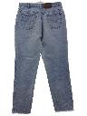 Womens Levis 631 Skinny Leg Grunge Denim Jeans Pants