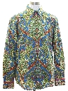 Mens Robert Graham Designer Shirt