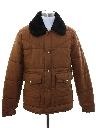 Mens Car Coat Ski Jacket