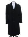 Mens Cashmere Overcoat Jacket