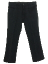 Mens Flared Levis Jeans-cut Pants