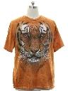 Mens Animal T-shirt