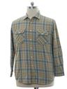 Mens Pendleton Flannel Shirt