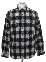 Mens Woolrich Flannel Shirt