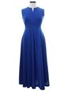 Womens Maxi Knit Dress