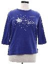 Womens Y2k Millennium T-Shirt