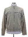 Mens Totally 80s Corduroy Zip Jacket
