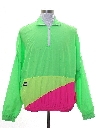 Mens Totally 80s Neon Jacket