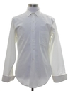 Mens Mod French Cuff Shirt