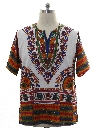 Unisex Hippie Dashiki Shirt