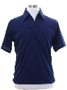 Mens Mod Golf Shirt