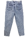 Womens Totally 80s Denim Jeans Pants