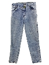 Womens Totally 80s Zena Jeans Pants
