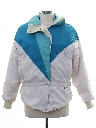 Womens Totally 80s Style Ski Jacket