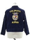 Mens FFA Corduroy Zip Jacket