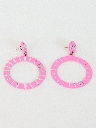 Womens Accessories - Totally 80s Earrings