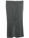 Womens Leisure Pants Maxi Skirt