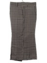 Womens Plaid Leisure Pants Skirt