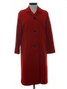 Womens Duster Stlye Overcoat Jacket