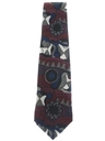 Mens Totally 80s Necktie