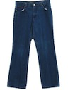 Womens Flares Denim Pants