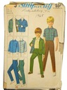 Mens/Boys Pattern