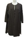 Womens Gabardine Coat